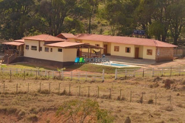 Fazenda à venda - 40 hectares - região santana dos montes (mg) - Foto 2
