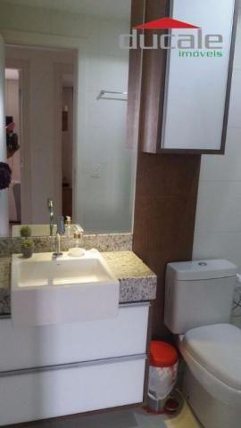 Apartamento residencial à venda, Jardim da Penha, Vitória. - Foto 3