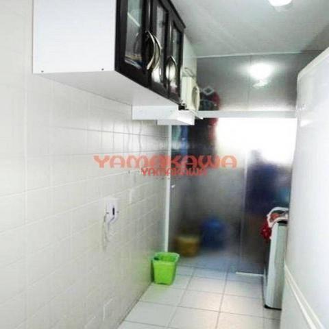 Apartamento em condomínio com 2 dormitórios à venda, 50 m² por r$ 300.000 - cidade patriar - Foto 7