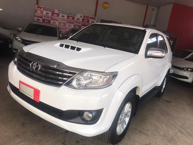 Toyota- Hillux SW4 srv- diesel 2013- 7 Lugares - Foto 2