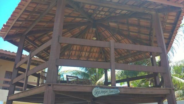 Vendo uma formosa casa, defronte ao mar, em JAUÁ (pé na areia) Valor R$450.000,00 - Foto 19