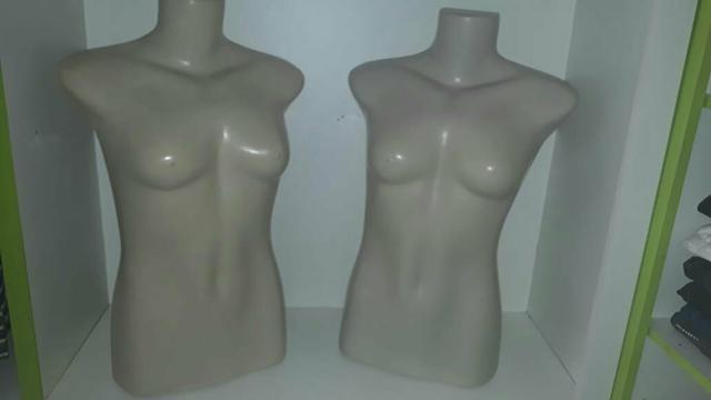 Vendo manequins feminino e masculino - Foto 5