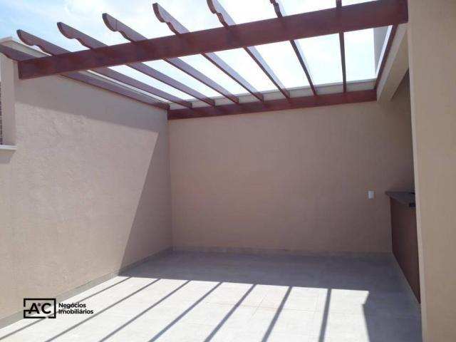 Casa residencial à venda, condomínio jardim de mônaco, hortolândia. - Foto 11