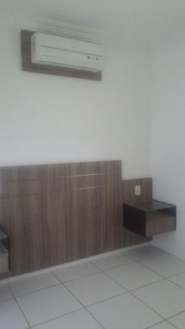 Casa Plana com Deck + Churraqueira + Chuveirão + Móveis projetados - 2 vagas - Pedras - Foto 12