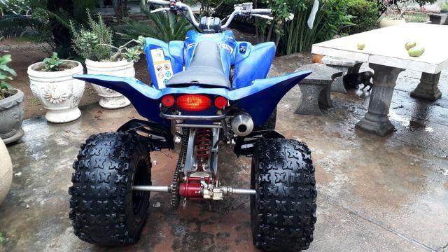 Quadriciclo Yamaha raptor 350cc - Foto 7