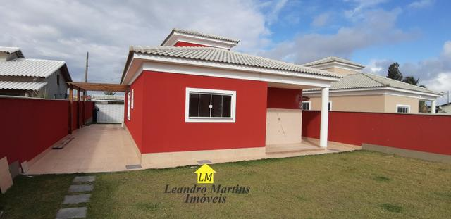 Linda e ótima casa primeira locação em itaipuaçu. 3 minutos da praia de carro - Foto 7
