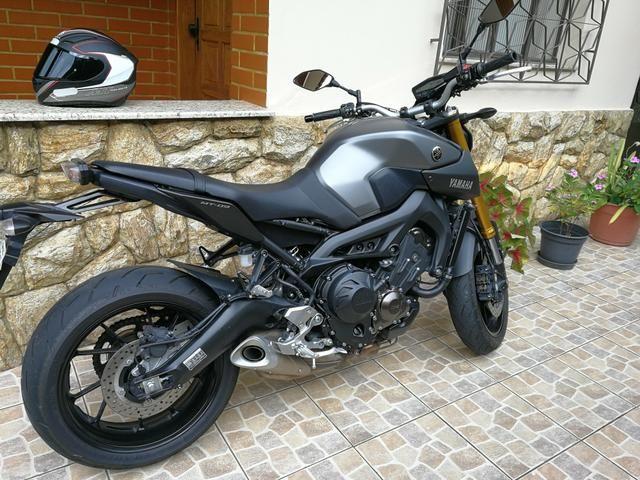 Yamaha MT-09 2017 - Muito Nova - Foto 2