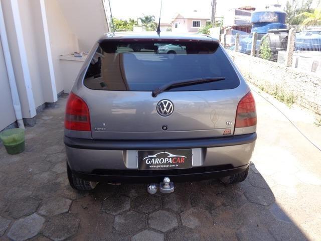 VW - Gol 1.6 power GIII - 2005 - Foto 5