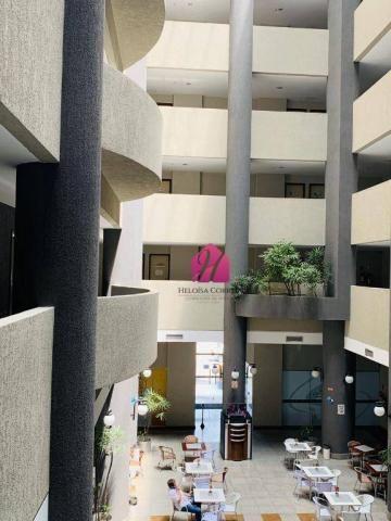 Sala para alugar, 30 m² por r$ 1.200,00 - lagoa nova - natal/rn - Foto 9