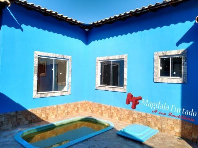 JP 1108 - Linda casa de 1 quarto a poucos metros da praia !! - Foto 11