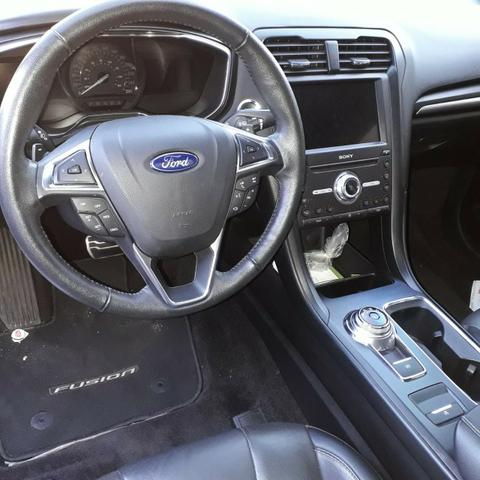 Ford Fusion 2017/2017 Titanium gtdiFWD - Foto 5