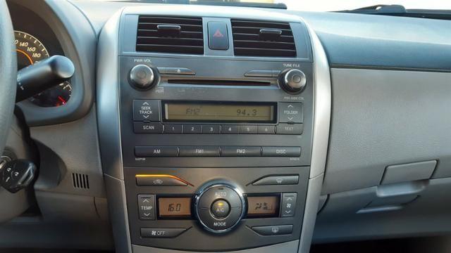 Olha a Oferta Toyota Corolla 1.8 Xei 16V Flex automatico 2009 - Foto 9