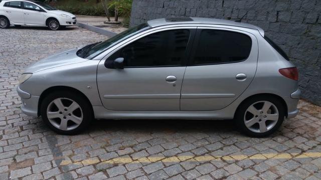 Peugeot 206 Gnv/2007