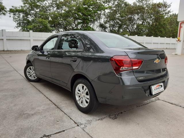 @* Chevrolet- Cobalt 2018 - Pago até tabela no Usado - Completo - Baixo Km - Foto 5