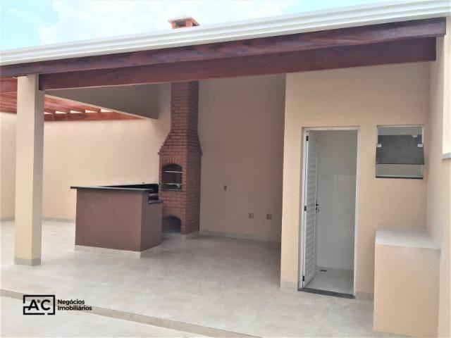 Casa residencial à venda, condomínio jardim de mônaco, hortolândia. - Foto 13