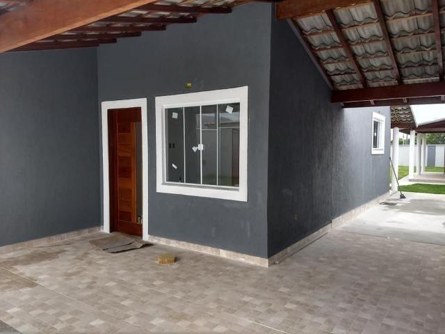 Linda casa 3 quartos com terreno de 480M2 em Itaipuaçu!!! - Foto 2