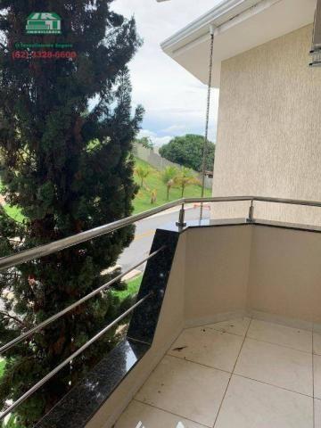 Sobrado com 4 dormitórios para alugar, 350 m² por R$ 6.000,00/mês - Residencial Sun Flower - Foto 10