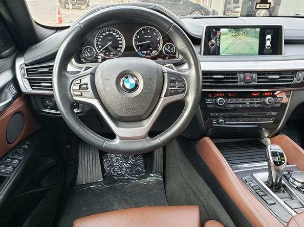 BMW X6 2015/2016 3.0 35I 4X4 COUPÉ 6 CILINDROS 24V GASOLINA 4P AUTOMÁTICO - Foto 20