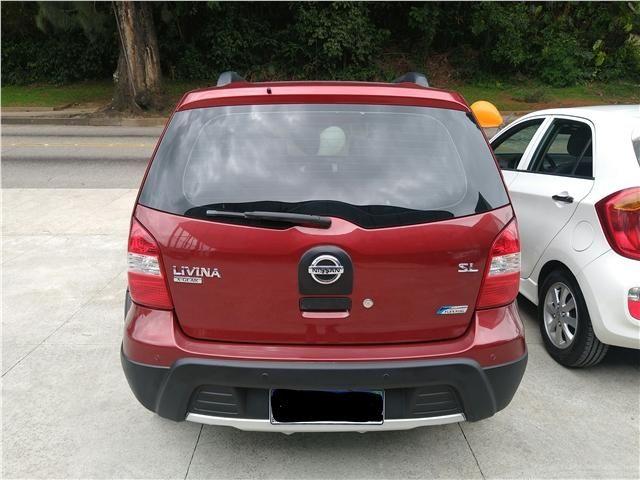 Nissan Livina 1.6 sl x-gear 16v flex 4p manual - Foto 5