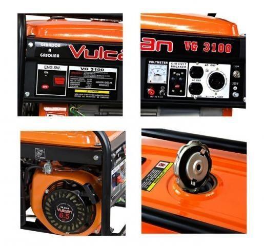 155b5972a61 Gerador De Energia À Gasolina 4t Partida Manual 3