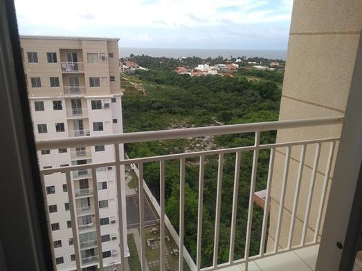 Apartamento de 47 m² no Condomínio Costa Araçagy no 12º andar 02 qtos s/ 01 suite - Foto 11