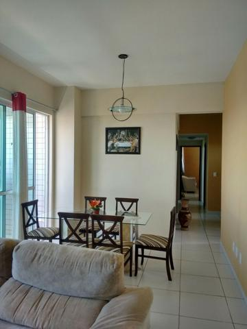 Excelente apartamento, condomínio Luau de Ponta Negra - Foto 4