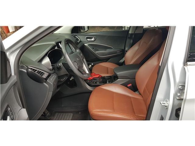 Hyundai Grand santa fé 3.3 mpfi v6 4wd gasolina 4p automático - Foto 9