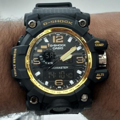 27006117220 Relógios Masculino Casio G-shock a Prova d água 5mts vários modelos