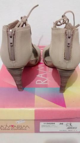 b66c293fb Sandália Ramarim total comfort 36 - Roupas e calçados - Girassol ...