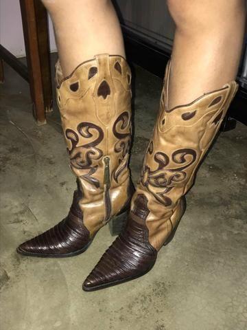 cc76773671 Vendo Bota Country Tucson 34 - Roupas e calçados - Ceilândia Norte ...