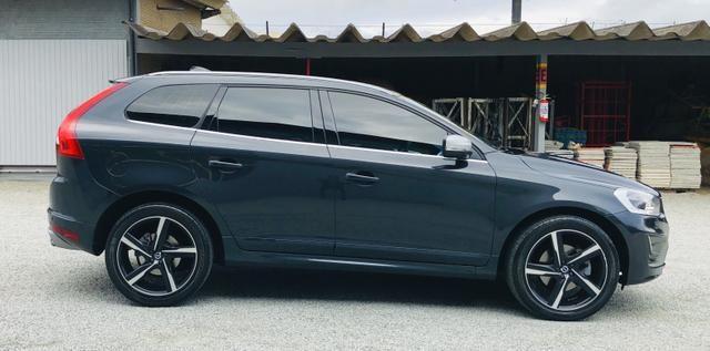 Volvo XC60 T6 R-Design,IPVA 2020 Pago,Aceita Troca,Único dono,Baixa Km !! - Foto 6