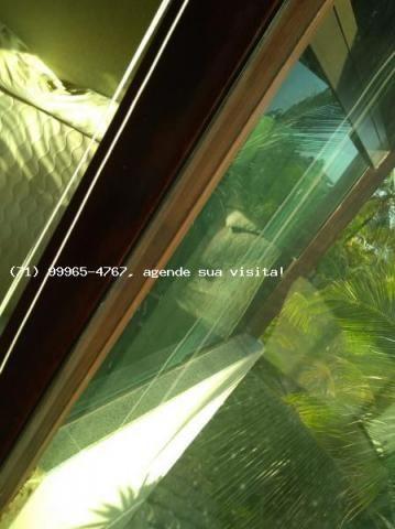 Casa em condomínio para venda em salvador, praia de flamengo, 3 dormitórios, 2 suítes, 4 b - Foto 9
