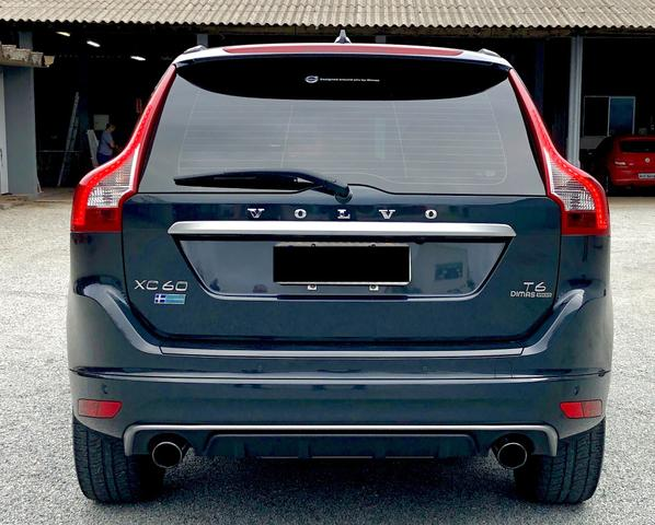 Volvo XC60 T6 R-Design,IPVA 2020 Pago,Aceita Troca,Único dono,Baixa Km !! - Foto 3