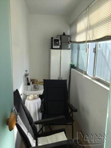 Apartamento à venda com 2 dormitórios em Centro, Novo hamburgo cod:17460 - Foto 13