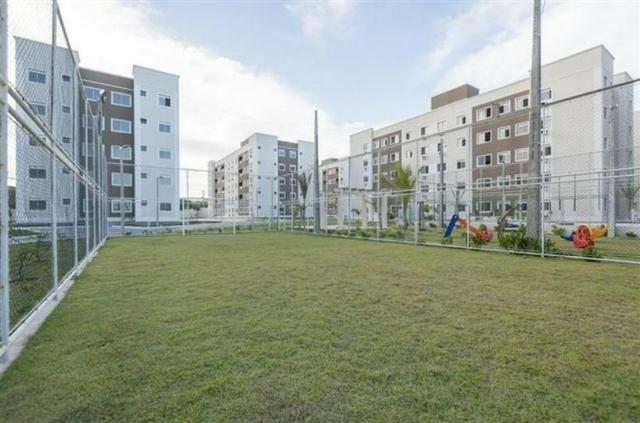 Apartamento no 2° andar Fort Iracema centro de Messejana - Foto 3