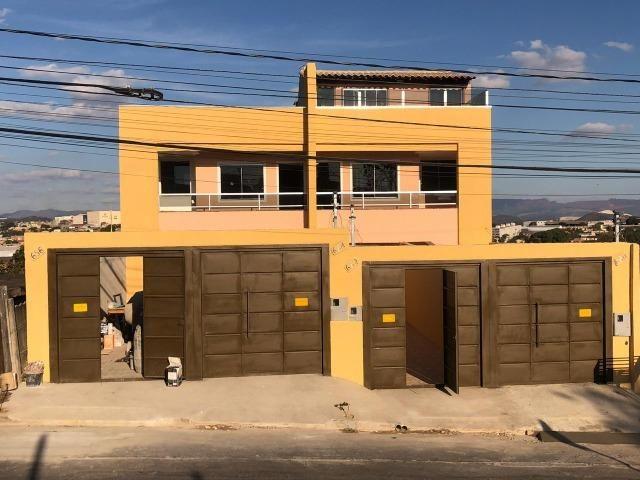 Casa 2 qtos/suite-Bairro Parque das Industrias-betim