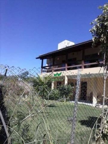 Casa residencial à venda, centro, lauro de freitas - ca0752.