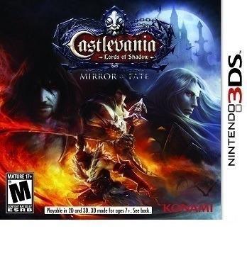 Jogo de Nintendo 3Ds Castlevania