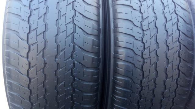 Pneu 265/65r17 Dunlop (jogo) - Foto 5