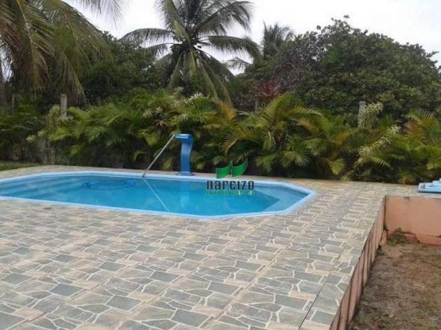 Casa residencial à venda, jacuipe, camaçari - ca0819. - Foto 3