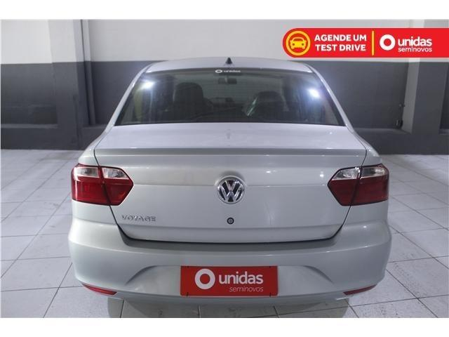 Volkswagen Voyage 1.6 msi totalflex 4p manual - 2019 - Foto 2