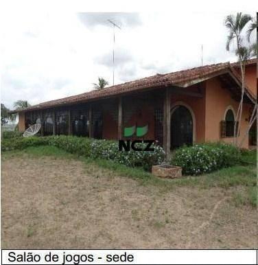 Fazenda à venda, 12620000 m² por r$ 22.000.000,00 - aeroporto - feira de santana/ba - Foto 4