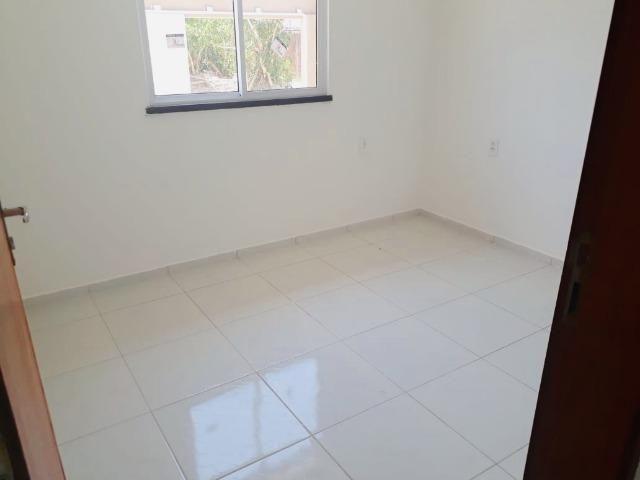 Casa com doc. gratis: 2 quartos , 2 bainheiros , com acabamento diferenciado - Foto 8