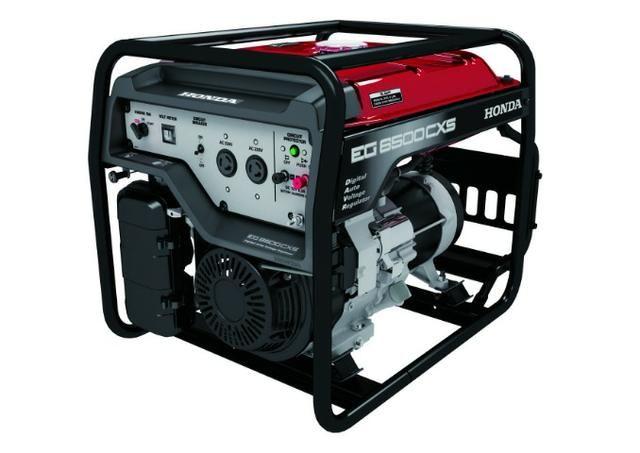 Gerador de Energia Honda EG6500 CXS ( 6,5 KVA ) - Foto 3