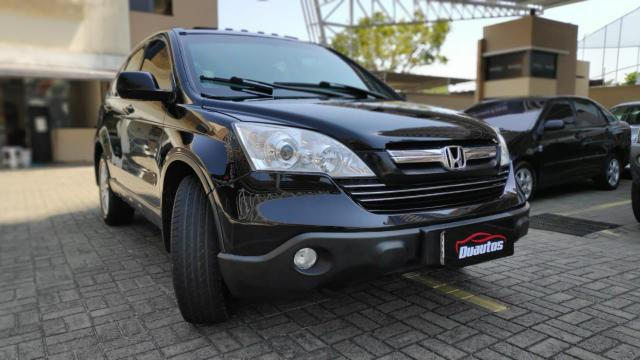 Honda CRV EX 07/07 Blindada - A mais Nova de Fortaleza - Melhor custo beneficio