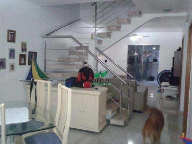 Casa com 3 dormitórios à venda, 200 m² por r$ 580.000,00 - buraquinho - lauro de freitas/b - Foto 4