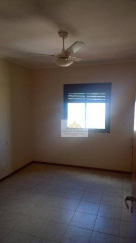 Apartamento com 3 dormitórios para alugar, 114 m² por R$ 2.000,00/mês - Jardim Irajá - Rib - Foto 11