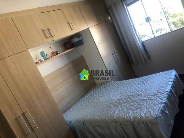 Casa com 3 dormitórios à venda, 110 m² por R$ 350.000,00 - Jardim Quisisana - Poços de Cal - Foto 9