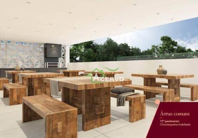 Apartamento com 2 dormitórios à venda, 83 m² por R$ 499.690,00 - Granbery - Juiz de Fora/M - Foto 4
