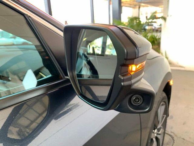 Honda Civic 1.5 Touring Turbo Gasolina Automático 2020 - Foto 7